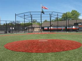 Mitchell Baseball Field Long Island Ny